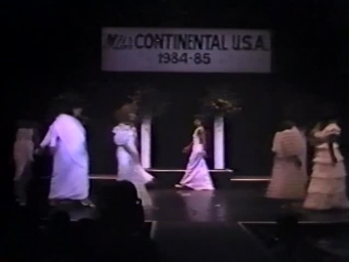 Miss Continental Pageant 1984